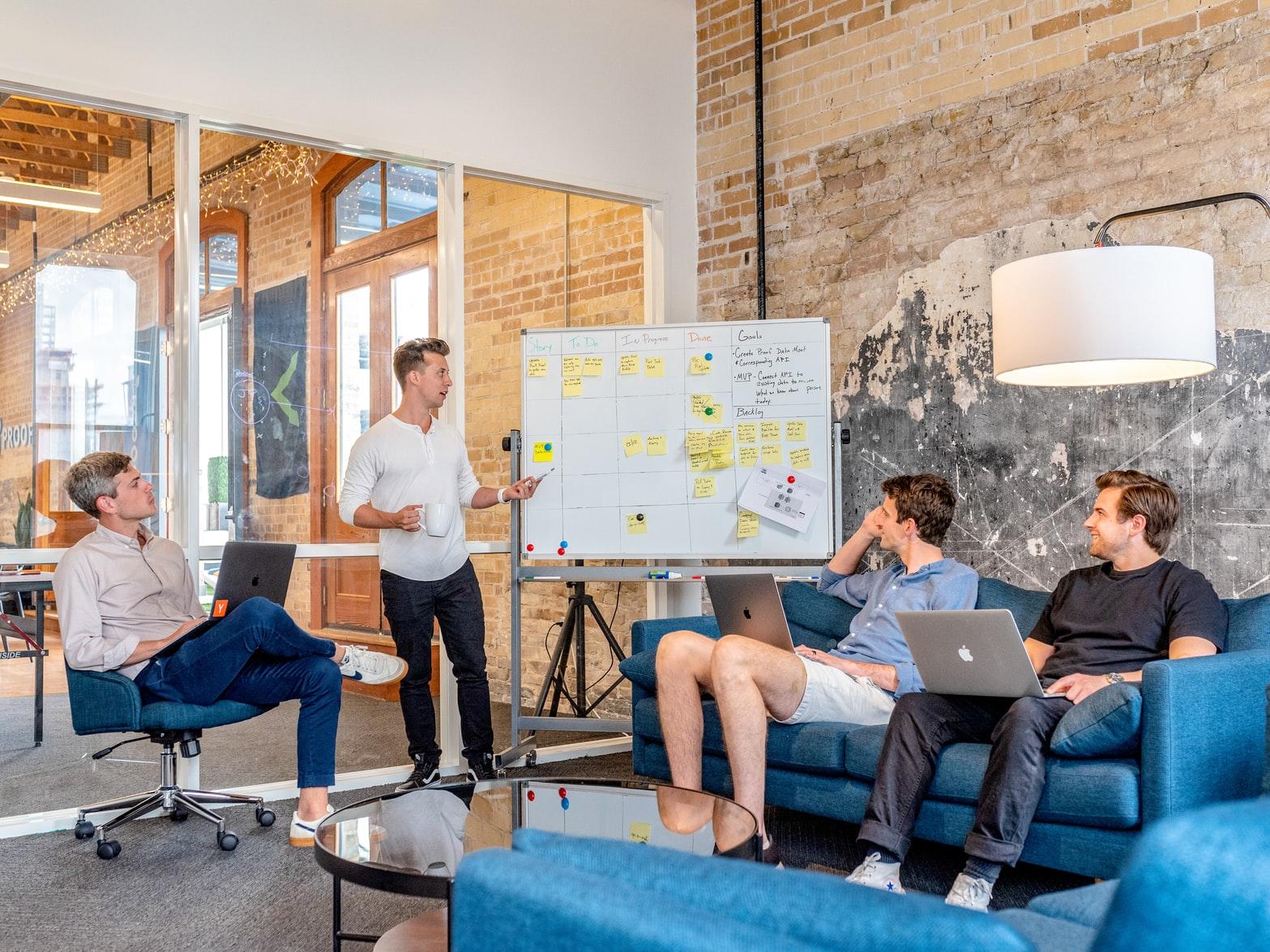 Create business processes