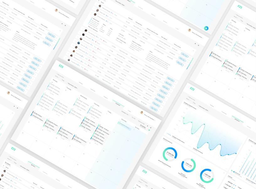 Development of a customer management platform