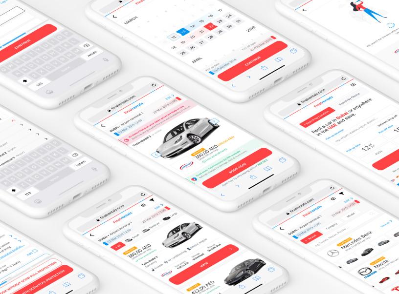 Finalrentals A Car Rent Platform