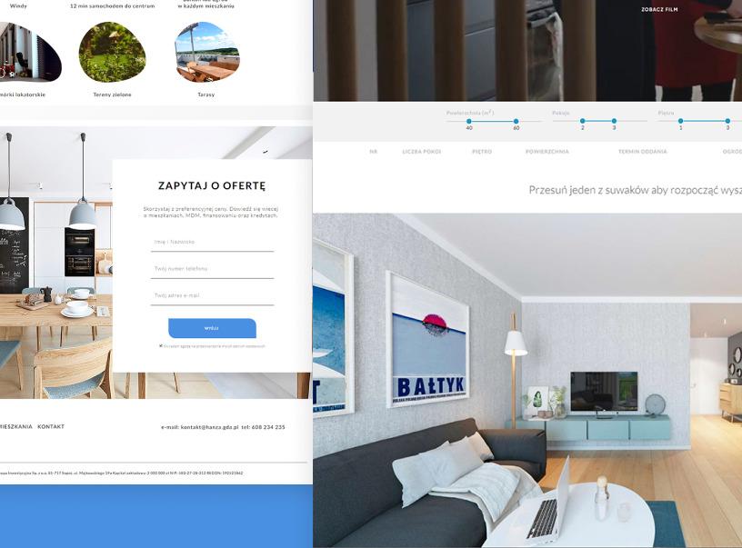 3kolory Modern Housing Estate