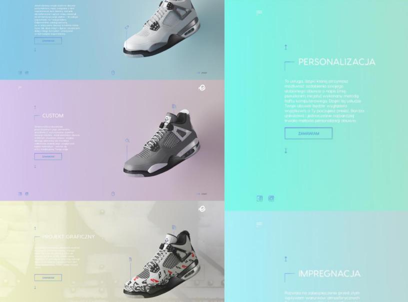 Embro Footwear Personalization