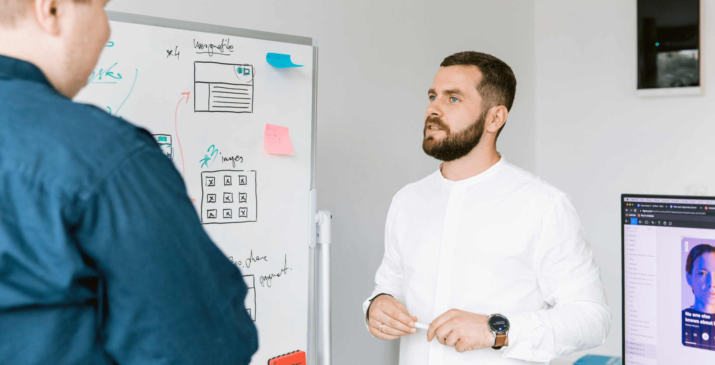 What do you need to know about the UX design process?